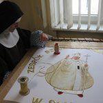 Poor Clares Slupsk - Photos - Embroidery