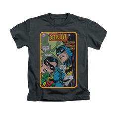 Batman And Robin - Detective #381 Kids T-Shirt