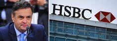 : Swissleaks: Aécio lidera doações de donos de contas secretas do HSBC