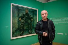 The Capsizing of Damien Hirst   Will Harrison