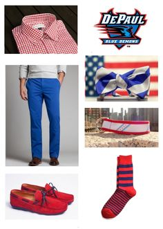 How to Dress for: DePaul Basketball Game - Men's