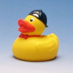 Rubber Duck Cool Boy