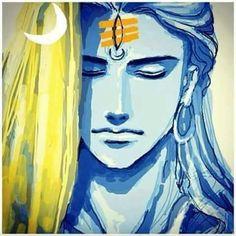 Shiv hi shiv hain Sab ore😇😇😇 Shiva Art, Shiva Shakti, Krishna Art, Hindu Art, Indiana, Wicca, Lord Shiva Hd Wallpaper, Om Namah Shivay, Lord Shiva Family