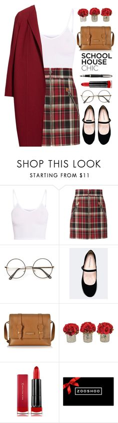 """""""W O R K"""" by amethyst0818 ❤ liked on Polyvore featuring BasicGrey, rag & bone, City Classified, The Bridge, The French Bee, Max Factor and Lafayette 148 New York"""
