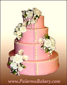 Pink Wedding Cakes, Wedding Cake Picture