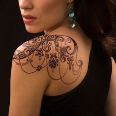 Learn more about forty five+ Cool Shoulder Tattoo Designs - For Artistic Juice