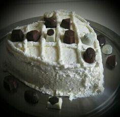 #Pralinenschachtel #Kuchen  #DasTortenfräulein