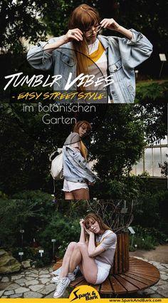Mode Shooting im Botanischen Garten Berlin, Tumblr Vibes natürliches Shooting, analoge Fotografie im tropischen Gewächshaus