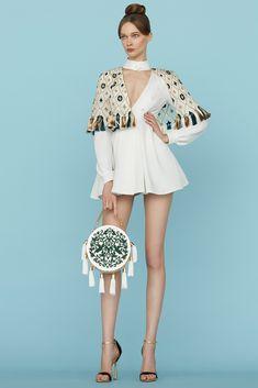 Ursula Kus * White Elegance* Ulyana Sergeenko look-book. Ulyana Sergeenko's Haute Couture spring 2015 - PARIS