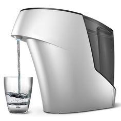 The Germ Eliminating Water Purifier - Hammacher Schlemmer