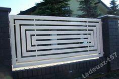 Ogrodzenia, bramy, barierki, sztachety, ogrodzenie