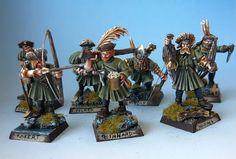Human Mercenaries for Mordheim
