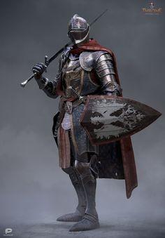 ArtStation - Knight, Alex Vasin