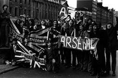 Fan banner. January 01, 1972.