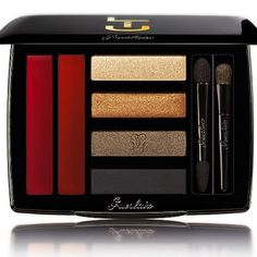 Guerlain LiU Eyes and Lips Calligraphy Palette