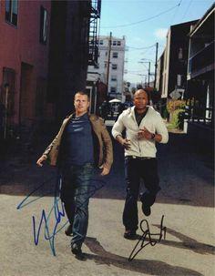 NCIS: LA Cast Signed 11x14 Photo Authentic