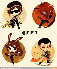 Team CFVY (coffee)