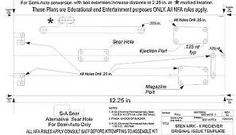 Image result for sten mk III Submachine Gun, Custom Guns, How To Plan, Image, Diy, Crafts, Drawings, Homemade Weapons, Google Search