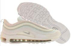 buy popular 6dcf8 c53f4 Rabatt Nike Air Max 97 Menn Sko Hvit Sølv Til Salgs 647.16kr GRATIS FRAKT  VED DHL
