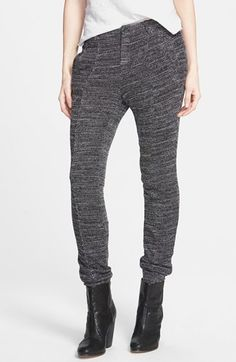 Kiind of Slouchy Jogger Pants available at #Nordstrom