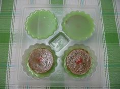 Cendol Jelly Mooncake recipe and steps