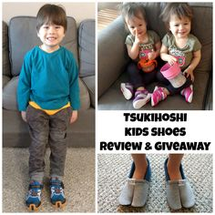 Looking for adorable kids' shoes that support healthy foot development, are comfy, washable, and CUTE!? Come check out my review of 3 awesome shoes by Tsukihoshi, and enter to win a pair in my $400 value jackpot #giveaway running through April 19!! #ad @badorfkids