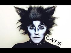 CATS BROADWAY MUSICAL MAKEUP TUTORIAL – NYX FACE AWARDS 2014 CHALLENGE 4 – Makeup Project