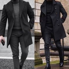 10 Business Casual Outfits for Men - Men's style, accessories, mens fashion trends 2020 Business Casual Men, Men Casual, Casual Boots, Black Casual Outfits For Men, Smart Casual, Men's Casual Outfits, Black Outfit Men, Cool Outfits For Men, Men's Business Outfits