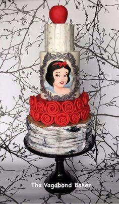 Snow White cake...incredible!
