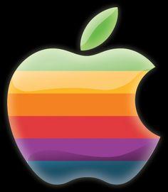 Old Apple Logo Web 2.0 by Alistair Israel, via Flickr