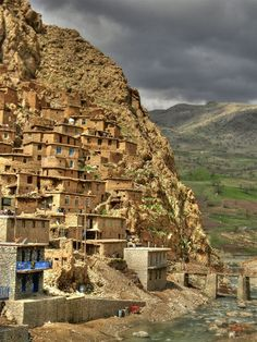 IRAN . KOURDESTAN