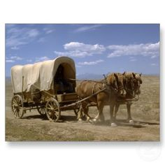 I would love to have a horse drawn wagon
