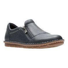 c39615d45e2 CLARKS Tamitha Rose - Black Tumbled Leather.  clarks  shoes
