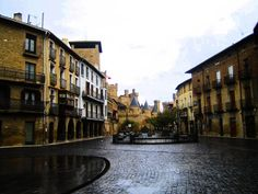 Olite, Navarra, España...