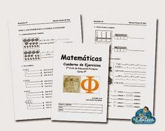 La Eduteca: RECURSOS PRIMARIA | Cuadernillo de actividades de Matemáticas para 5º de Primaria