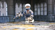 Winter Contingency Custom Minifigure | Custom LEGO Minifigures