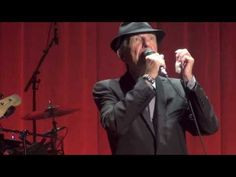 Leonard Cohen, So long Marianne, Dublin 11-09-2013 >>> Tonight, this will be us!