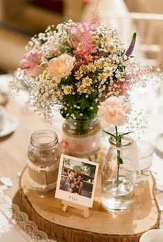 Vintage Wedding details