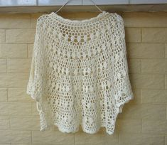 be27a804896a4 Boho Short Sleeve Crochet Cardigan Button Down Womens Blouse Top