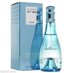 COOL WATER BY DAVIDOFF 3.3 3.4 OZ 100ML PERFUME DEODORANT SPRAY FOR WOMEN ITEM IS GUARANTEED AUTHENTIC AND GENUINE. DELIVERY WILL BE MADE BY USPS WITH... #spray #women #deodorant #perfume #water #davidoff #cool