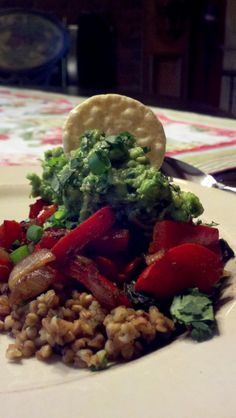 Buckwheat Mexican Pilaf!  Gluten Free, Vegan, Body Ecology Diet  glutenfreehappytummy
