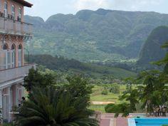 Hotel Los Jazmines, Pinar del Río, Cuba. Foto siboneymore // #green #Caribbean