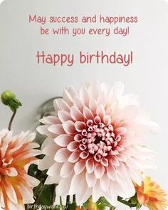 Happy Birthday Colleague, Happy Birthday Flowers Wishes, Beautiful Birthday Wishes, Birthday Wishes Greetings, Happy Birthday Wishes Images, Happy Birthday Quotes For Friends, Birthday Congratulations, Happy Birthday Wishes Quotes, Best Birthday Wishes