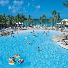 1 of 20 pools at Atlantis Resort in the Bahamas: http://www.atlantis.com/thingstodo/waterpark.aspx