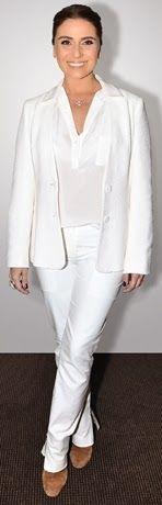 Moda - Branco Celebridade 2