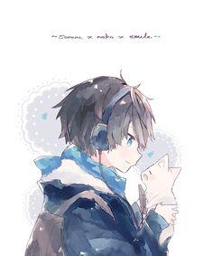 Cool Anime Guys, Cute Anime Boy, Kawaii Anime Girl, Anime Boys, Best Anime Drawings, Cute Drawings, Anime Chibi, Manga Anime, Japon Illustration
