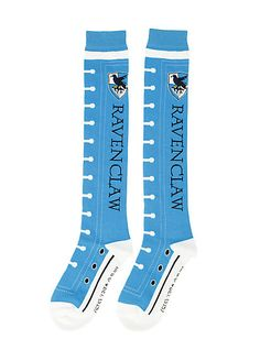Harry Potter Ravenclaw Over-The-Knee SocksHarry Potter Ravenclaw Over-The-Knee Socks,