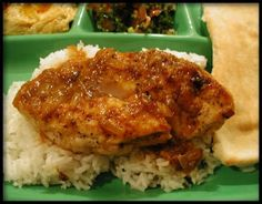Lebanese Chicken Recipe - How to Make Lebanese Chicken