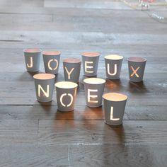 Photophores Noël (lot de 10), Autre