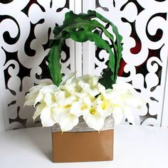 QHY-137 Customized Artificial Flower Arrangement